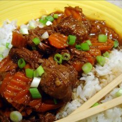 Red Beef Stew recipe
