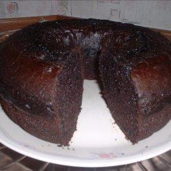 Triple Chocolate Pound Cake recipe