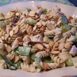 Party Chicken and Pasta Salad recipe