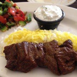 Persian Yogurt Salad recipe