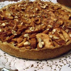 Apple Almond Cheesecake recipe