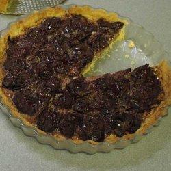 Plum and Almond Tart recipe
