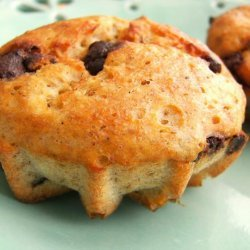 Low Calorie Chocolate Chip Muffins recipe