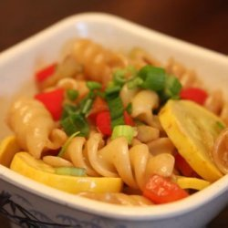Delicious Veggie Italian Pasta Salad recipe