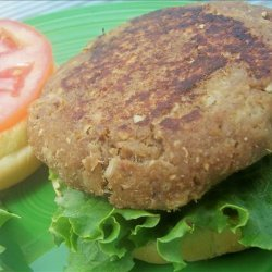 Mack's Tuna Burgers recipe