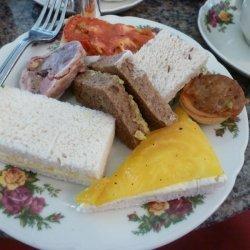 Egg Salad Tea Sandwiches recipe