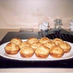 Savory Herb Muffins recipe