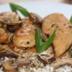 Easy Marsala Chicken recipe