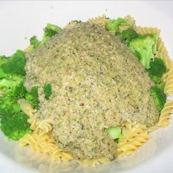 Pasta with Broccoli and Walnuts recipe