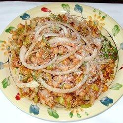 Garbanzo Bean Salad II recipe