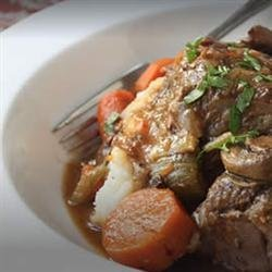 Slow Cooker Beef Pot Roast recipe