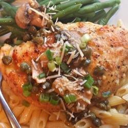 Quick Chicken Piccata recipe