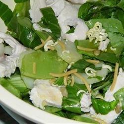 Asian Chicken Noodle Salad recipe