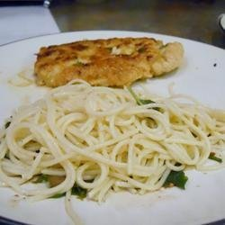Lemon Pepper Pasta recipe