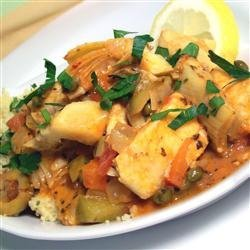 Turkish Fish Stew recipe