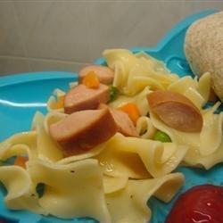 NuNu's and Hot Dogs recipe