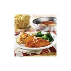 Campbell's Kitchen Tomato-Basil Chicken recipe