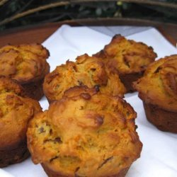Honey Carrot and Date Muffins recipe
