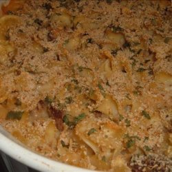 Easy Beef and Noodle Casserole recipe