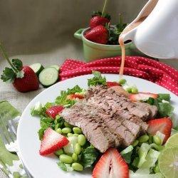 Strawberry Salad Dressing recipe