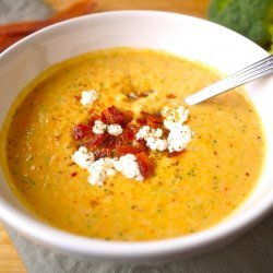 Creamy Sweet Potato Soup recipe