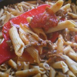 American Chop Suey (Aka - Escalloped Macaroni) recipe