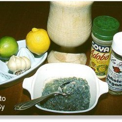 Mojo Garlic Restaurant Sauce recipe