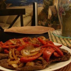 Sirloin Steak Filipino-Style (Bistek Tagalog) recipe