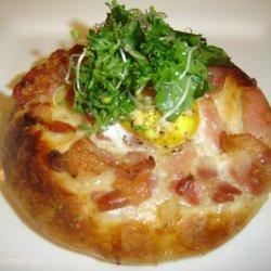 Mini Breakfast Pizza recipe
