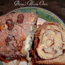 French Chocolate Coffee Cake recipe