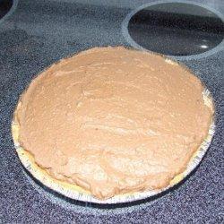 Cheryl's Secret Ingredient Chocolate Peanut Butter Pie recipe