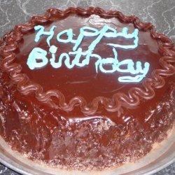 Death by Chocolate Overdose Cake recipe
