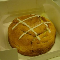 Very Orange Cake recipe