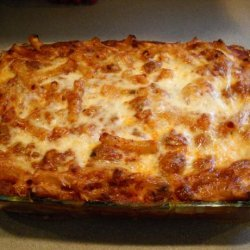 Otoro's Ultimate Baked Ziti recipe