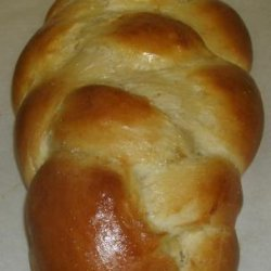 Jack's Sweet Challah Bread recipe