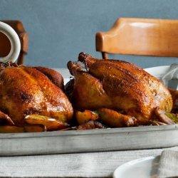 Crispy Potato Chicken recipe