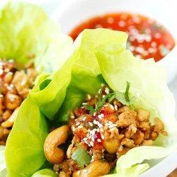 Thai Chicken Wraps recipe