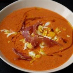Creamy Tomato Soup recipe