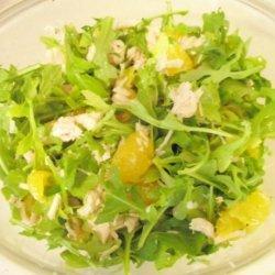 Chicken Salad With Mandarin Oranges and Pecans recipe
