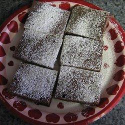 Mint Julep Brownies recipe