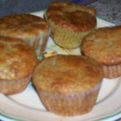 Bran Muffins With Dried Fruit recipe