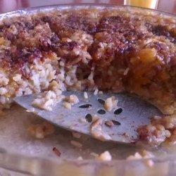 Multigrain Breakfast Pie recipe