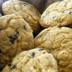 Whole Grain Banana Chocolate Chip Muffins recipe