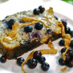 Banana Blueberry Bread recipe