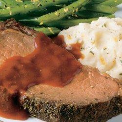 Herbed Rib Roast recipe