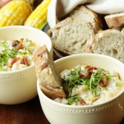 Easy Corn Chowder recipe
