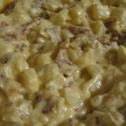 Creamy Hash Brown Casserole recipe