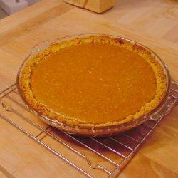 Light Pumpkin Pie recipe