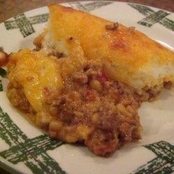 Easy Tamale Pie recipe