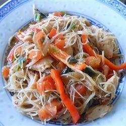 Pad Kee Mow (Drunkard's Noodles) recipe